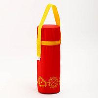 Термоконтейнер для стандартных бутылочек, цвета МИКС