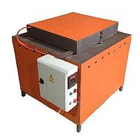 Печь муфельная РОСмуфель 100л/1150°С/10,5кВт/380В для фьюзинга и моллирования