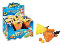 """YG Sport: Игра """"Поймай шарик"""", 13×13×26 см., (в компл. 3 шарика)"""