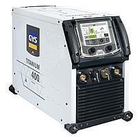 Сварочный аппарат для аргонодуговой сварки GYS TITANIUM 400 AC/DC