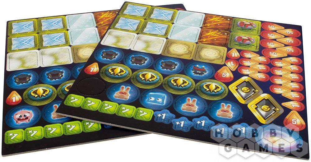 Настольная игра: Кросмастер Бласт: Стандартное издание - фото 6