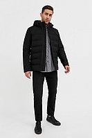 Куртка мужская Finn Flare, цвет черный, размер S