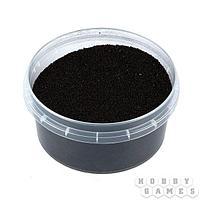 Модельный песок STUFF PRO: Черный