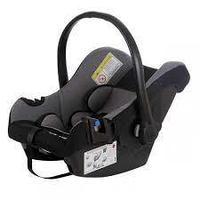 BAMBOLA Удерживающее устройство для детей 0-13 кг NAUTILUS Серый/Черный