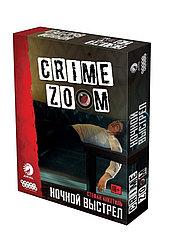 Настольная игра: Crime Zoom: Ночной выстрел