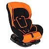 BAMBOLA Удерживающее устройство для детей 0-18 кг BAMBINO Черный/Оранжевый