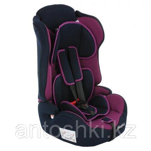 BAMBOLA Удерживающее устройство для детей 9-36 кг PRIMO Фиолетовый/Синий - фото 1