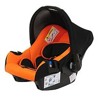 BAMBOLA Удерживающее устройство для детей 0-13 кг NAUTILUS Черный/Оранжевый, фото 1