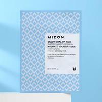 Тканевая маска для лица MIZON Enjoy Vital Up Time, увлажняющая, 23 мл