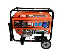 Бензиновый генератор Qazar Energy GE6500E