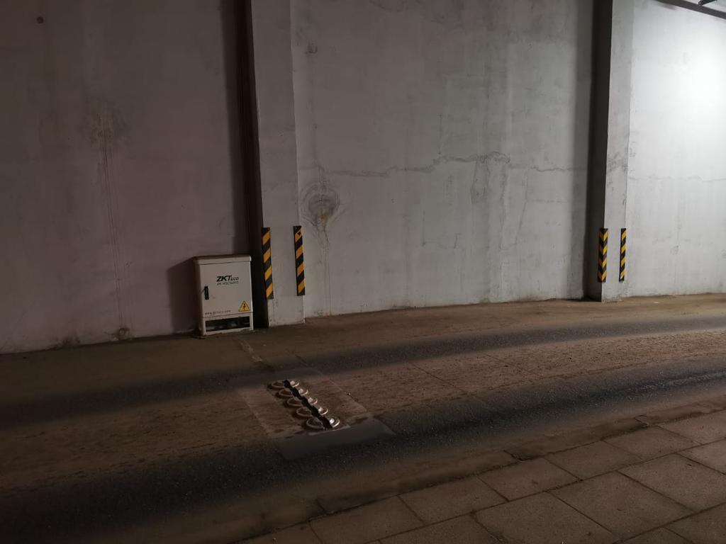 "СФЕРА ""Нур-Алем"" (Экспо Шар) - въезд на паркинг 1"