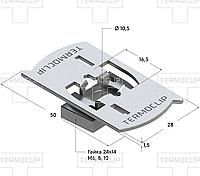 Гайка быстрого монтажа 28 5F M8/M10