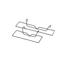 Крепление для балконных горшков Metalhang   Prosperplast(Польша) IWR400