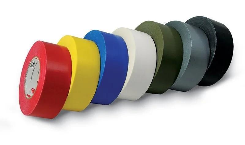 Цветная изолента ПВХ