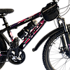 Велосипед Timex розовый 24 см, фото 3