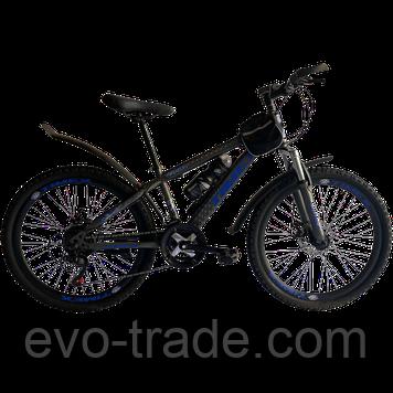 Велосипед Timex синий 24 см