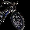 Велосипед Timex синий 24 см, фото 2
