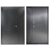 Входная металлическая дверь Argus 90 Антик Серебро, двухстворчатая (1200 мм правое открывание)