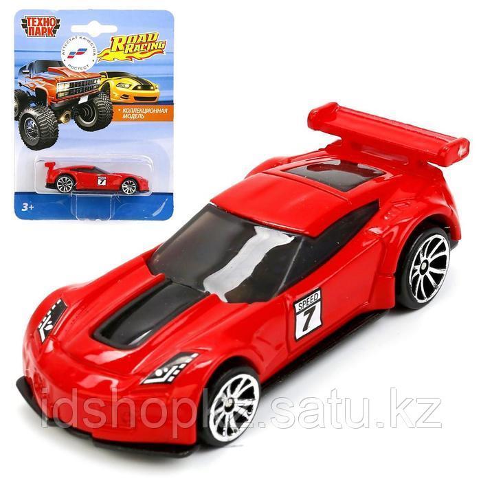 Машина металлическая «Модель гонки», 7,5 см, МИКС - фото 1