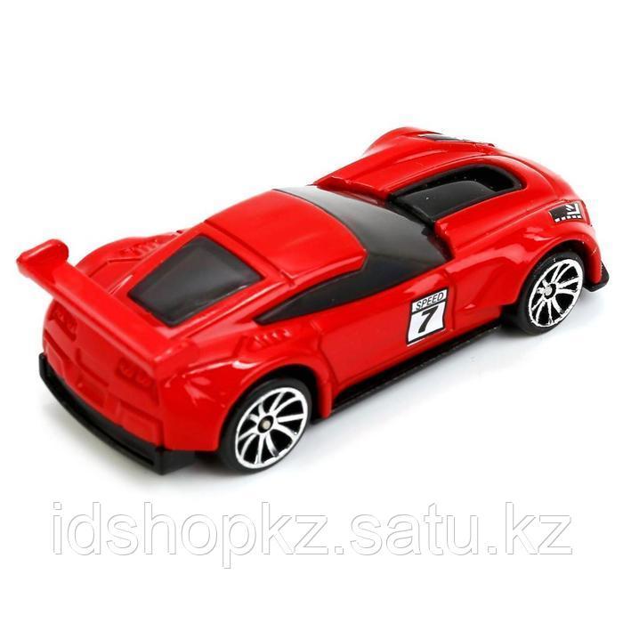 Машина металлическая «Модель гонки», 7,5 см, МИКС - фото 2