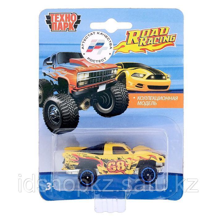 Машина металлическая «Модель гонки», 7,5 см, МИКС - фото 3