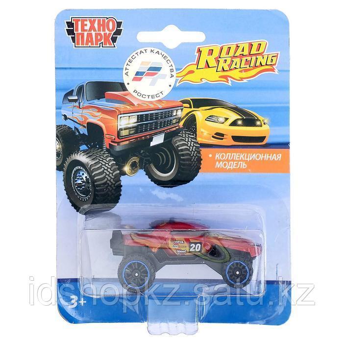 Машина металлическая «Модель гонки», 7,5 см, МИКС - фото 7