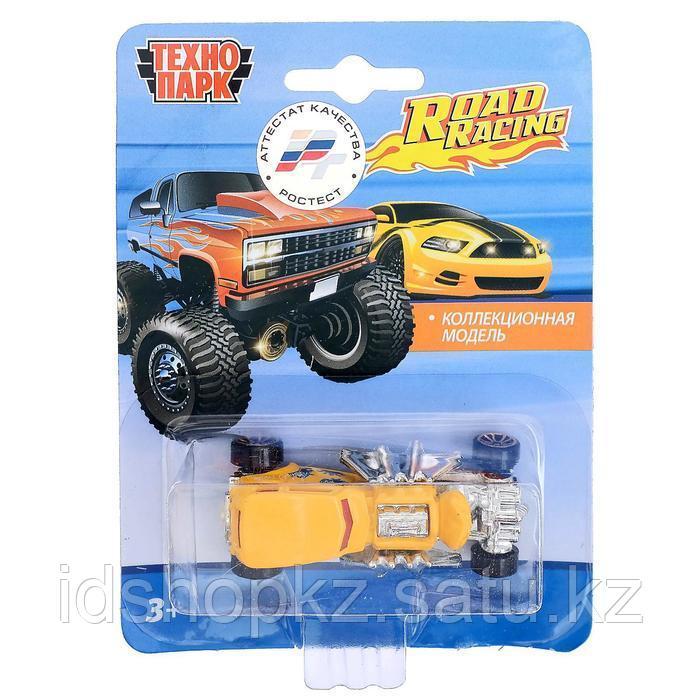 Машина металлическая «Модель гонки», 7,5 см, МИКС - фото 8