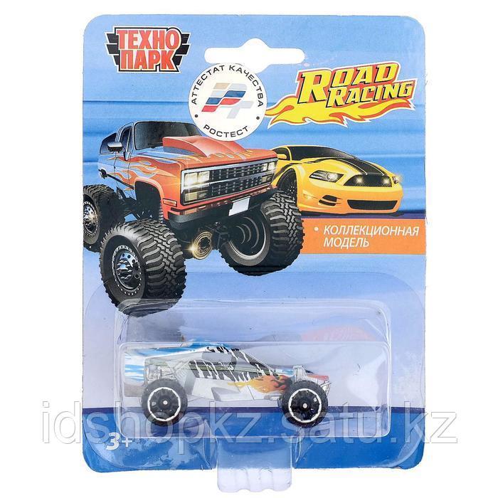 Машина металлическая «Модель гонки», 7,5 см, МИКС - фото 10