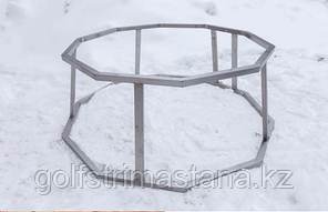 Подставка под чан, черный металл /  для чана 1650 мм, 1850 мм