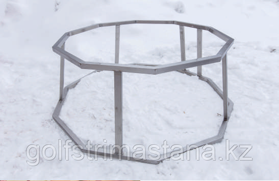 Подставка под чан из нержавеющей стали /  для чана 1650 мм, 1850 мм