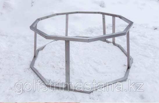 Подставка под чан из нержавеющей стали /  для чана 2250 мм