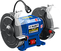 ЗУБР ПСТ-200 Профессиональный заточной станок, d200 мм, 500 Вт