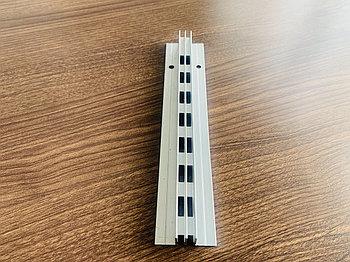 Профиль алюминиевый перфорированный двойная ячейка 2400мм