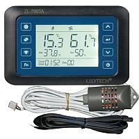 ZL-7903A LILYTECH Контроллер температуры и влажности для инкубатора