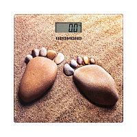 Redmond Весы напольные REDMOND RS-761, ножки на песке