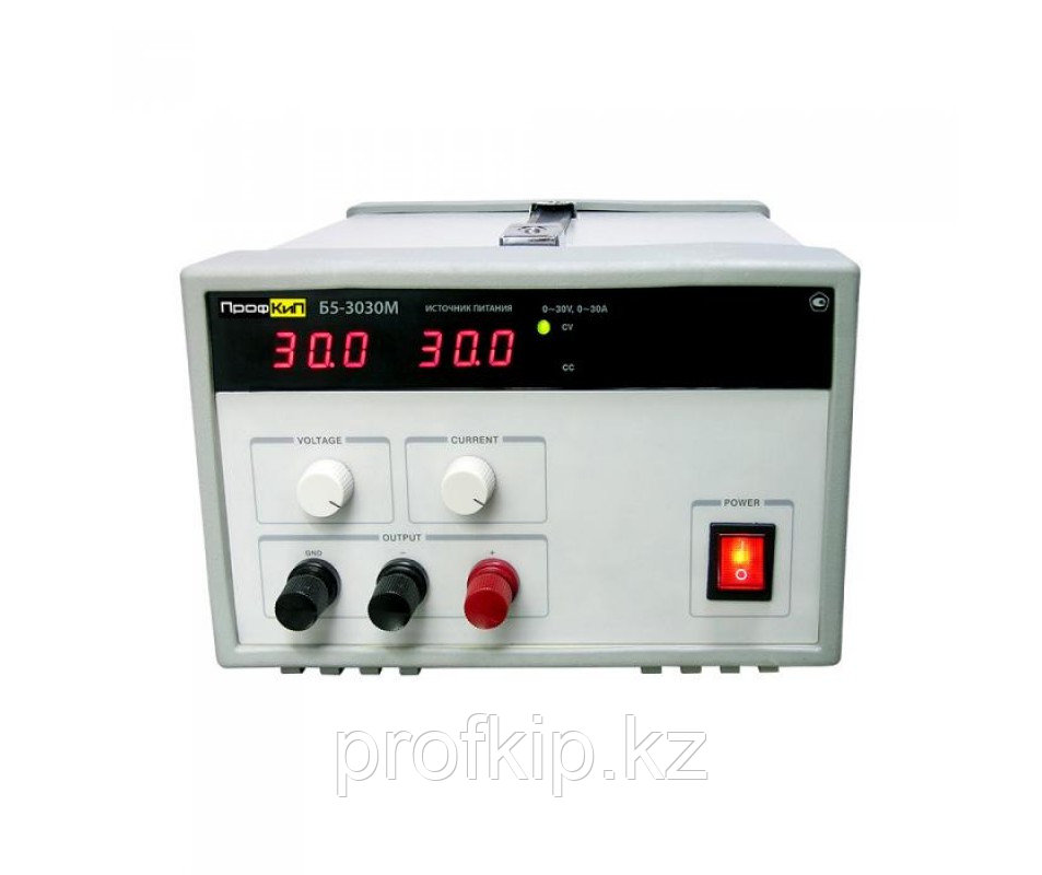 ПрофКиП Б5-3030М источник питания повышенной мощности