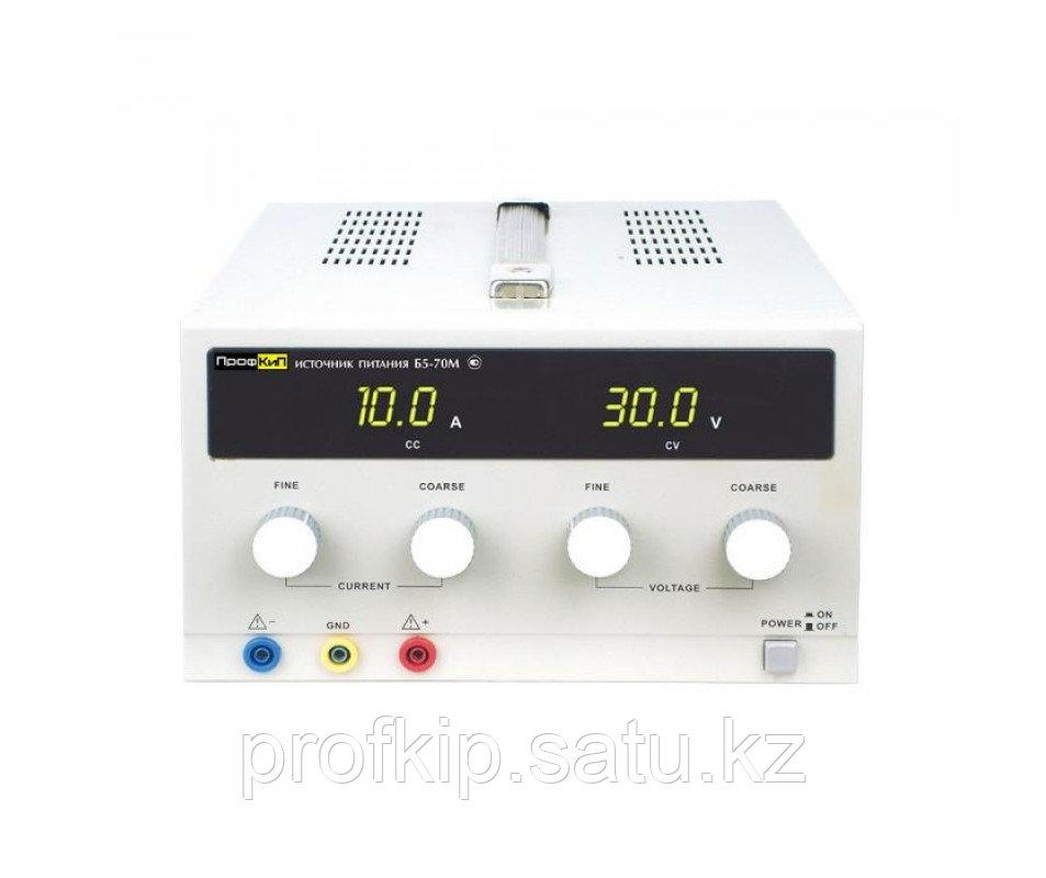 ПрофКиП Б5-70М источник питания аналоговый