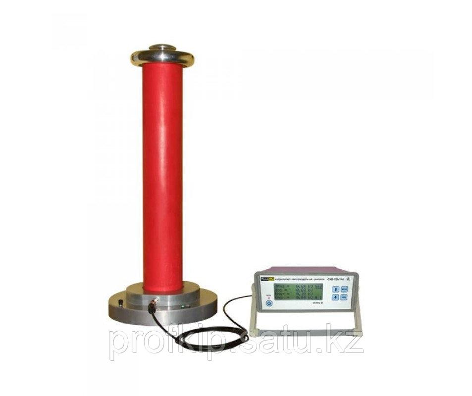 ПрофКиП СКВ-120/140 киловольтметр многопредельный цифровой класс точности 1.0