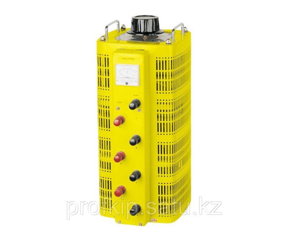 ПрофКиП АТСН-12-380 лабораторный автотрансформатор трехфазный (9 кВА)