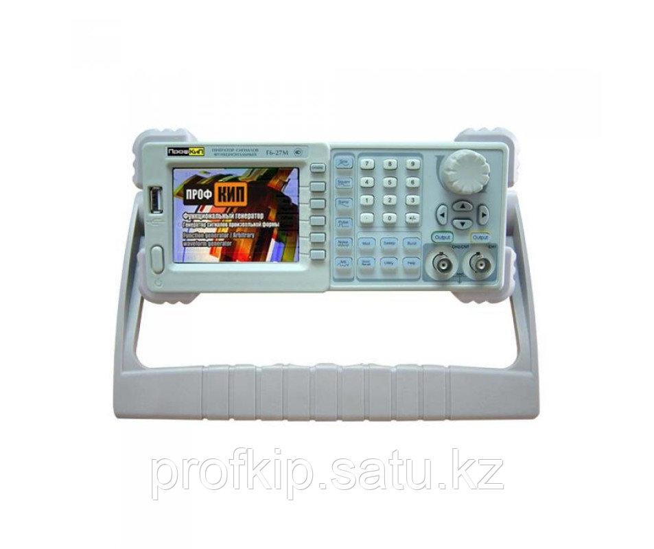 ПрофКиП Г6-27М генератор сигналов специальной формы (5 МГц)
