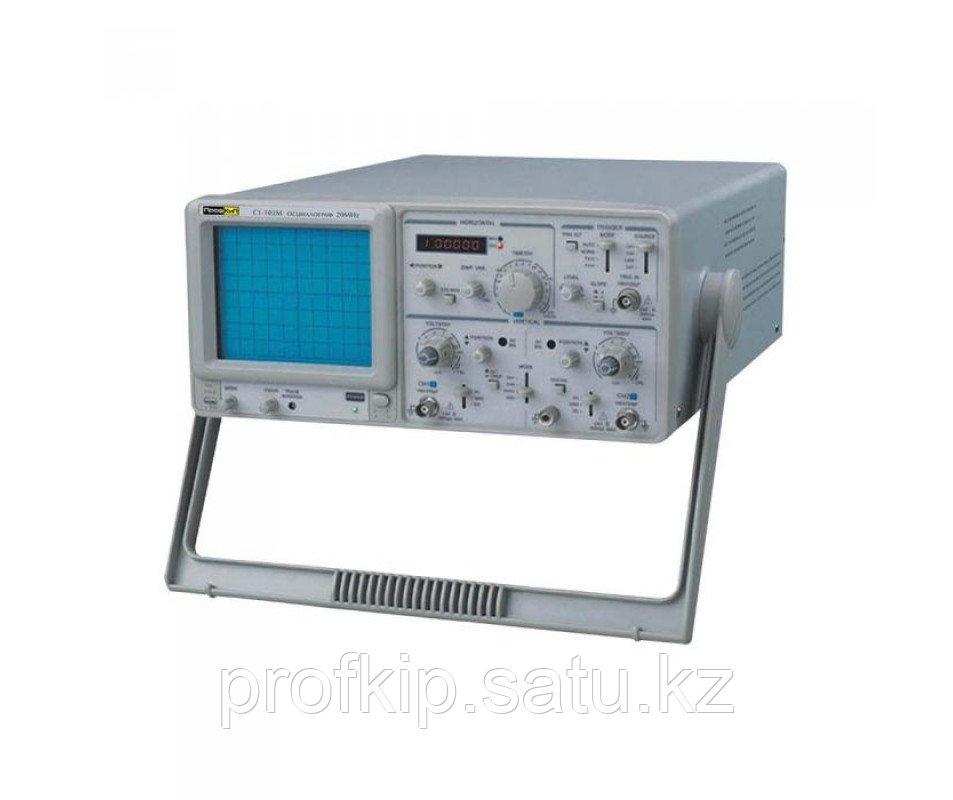 ПрофКиП С1-102М осциллограф универсальный (2 канала, 0 МГц … 20 МГц)