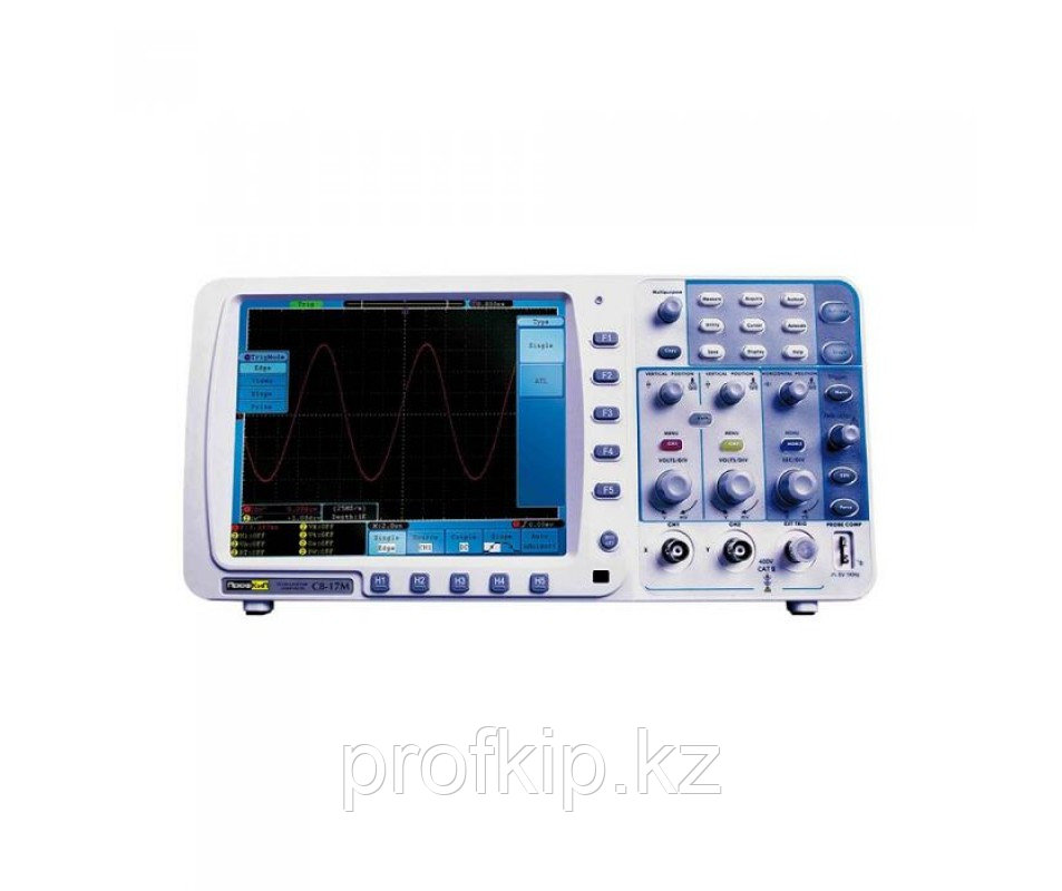 ПрофКиП С8-17М осциллограф цифровой (2 канала, 0 МГц … 60 МГц)