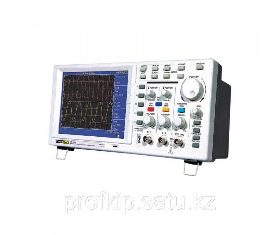 ПрофКиП С8-46М осциллограф цифровой (2 канала, 0 МГц … 60 МГц)