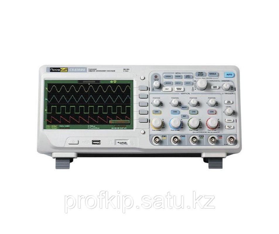 ПрофКиП С8-8304М осциллограф цифровой (4 канала, 0 МГц … 300 МГц)
