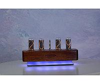 ПрофКиП Ламповые Часы Абсолютная Точность (венге)