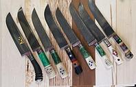 Ножи узбекские - Пчаки