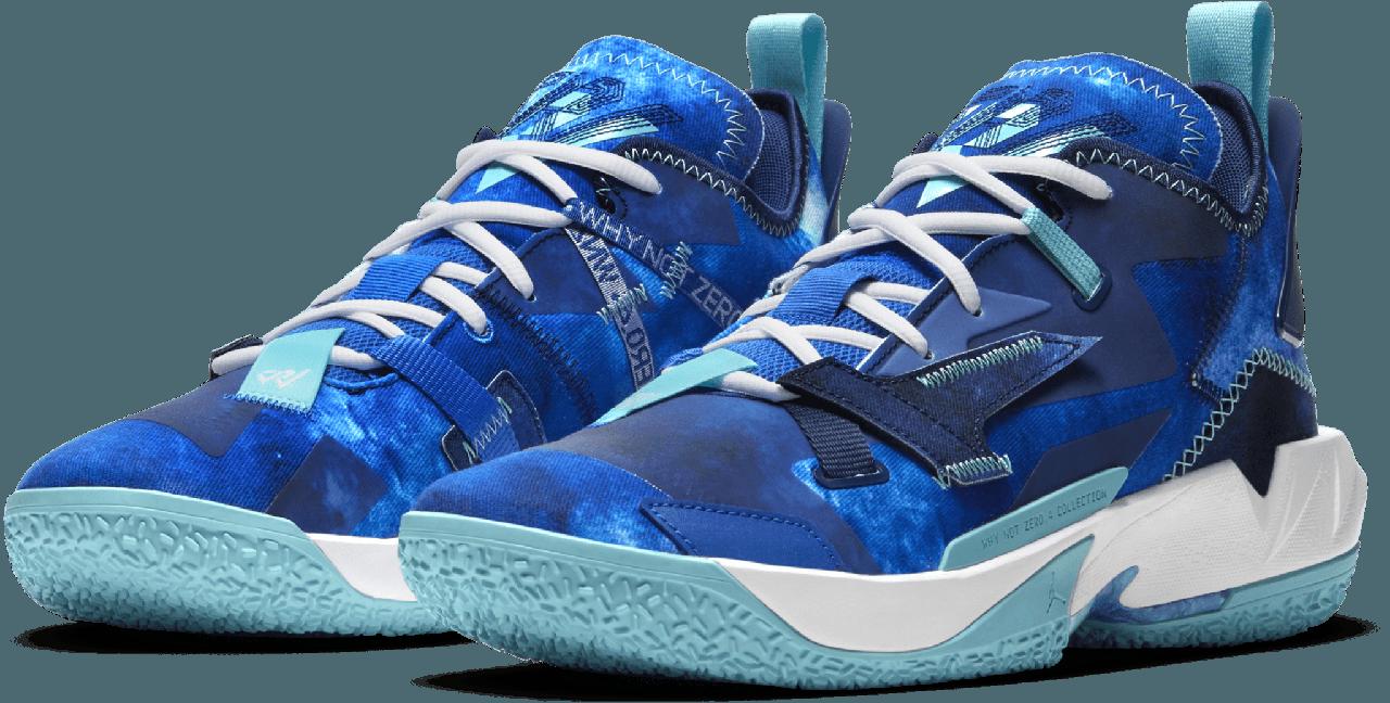 Баскетбольные кроссовки Jordan Why Not Zero 4 (IV)