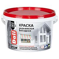 Краска Укрывистая фасадная