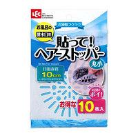 Lec Бумажный фильтр от волос для водослива самоклеющийся 10 шт