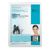 Dermal Collagen Essence Mask Seaweed Маска коллагеновая с морскими водорослями 1 шт 23 гр 011